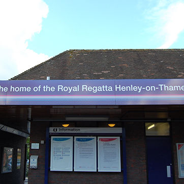 Henley Train Station