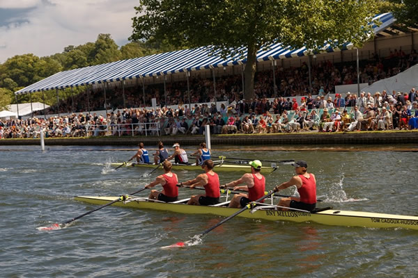 Henley Regatta 2020 - cancelled
