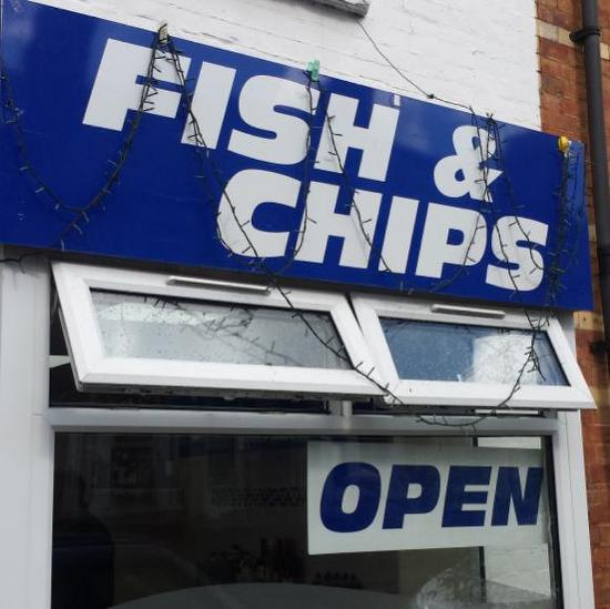 JK Fish and Chips