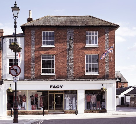 Facy of Henley