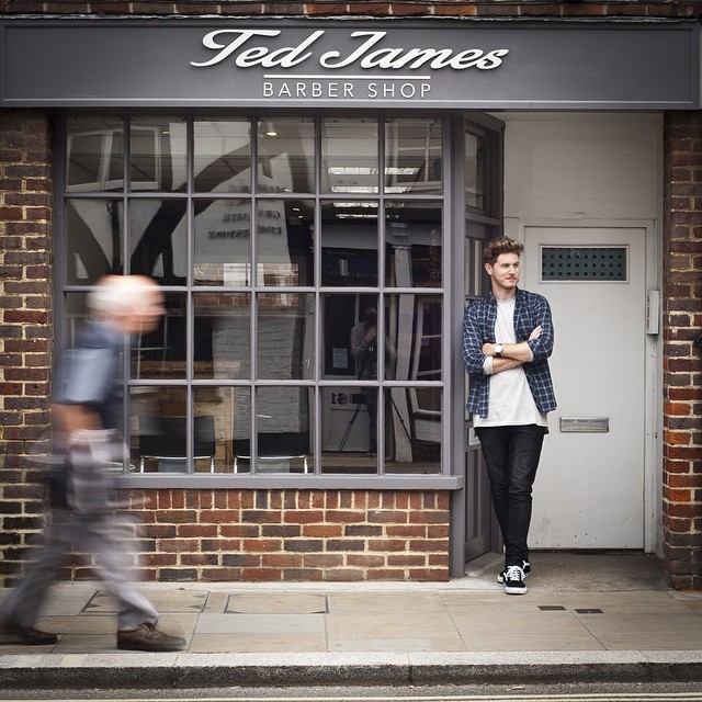 Ted James Barbers